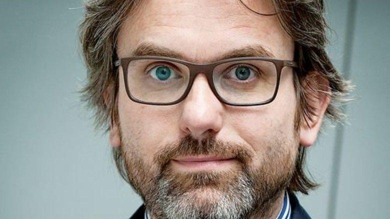 """""""Die Kernenergie liegt in der Verantwortung von Staat und Unternehmen."""" Professor Marc Oliver Bettzüge, Energiewirtschaftliches Institut Köln. Foto: Rieger"""