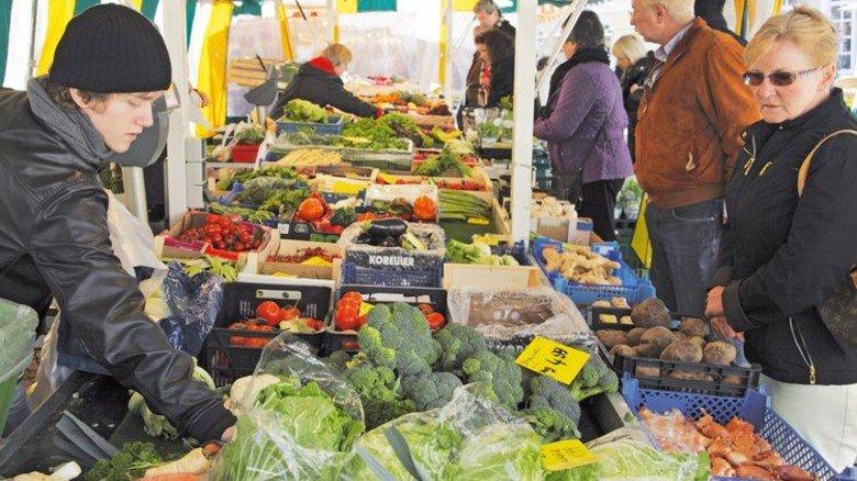 Lebensmittel aus der Region: Die meisten heimischen Erzeuger sind derzeit sehr besorgt. Foto: getty