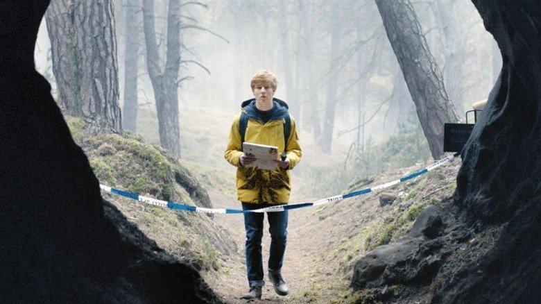 """Düster: Szene aus der deutschen Netflix-Serie """"Dark"""". Foto: Netflix"""