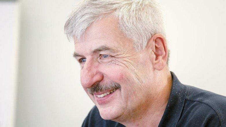 Begeistert: Franz-Josef Litterst ist auch nach 40 Jahren noch mit Herzblut dabei. Foto: Mierendorf