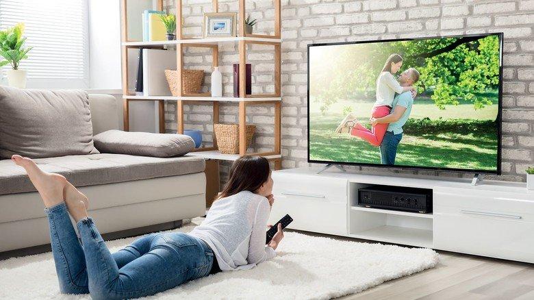 Fernseher: Bei höherpreisigen Konsumgütern macht sich die Steuersenkung deutlich bemerkbar.