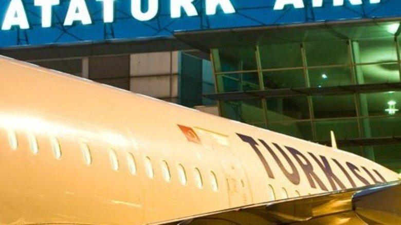 Rang 3: Flughafen Istanbul-Atatürk