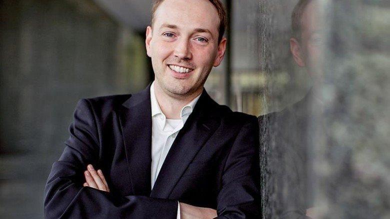 Morten Hendricks, Geschäftsführer des Berliner Instituts für Bildung in der Informationsgesellschaft. Foto: IBI