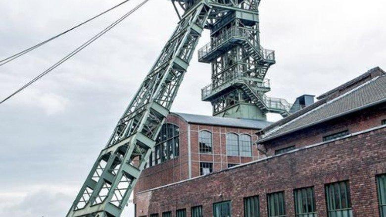 Historischer Arbeitsplatz: Die Zeche Zollern gehört zum Industriemuseum. Foto: Roth