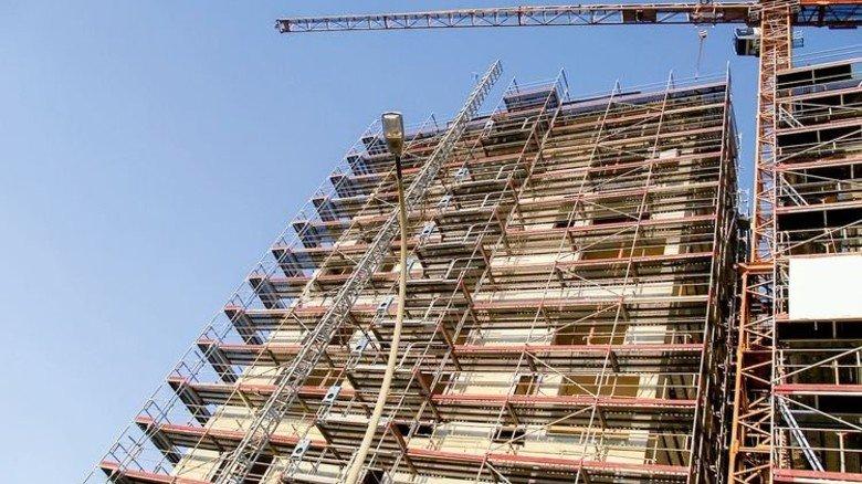 Wohnungsbau: Immer mehr, aber noch nicht genug. Foto: Fotolia