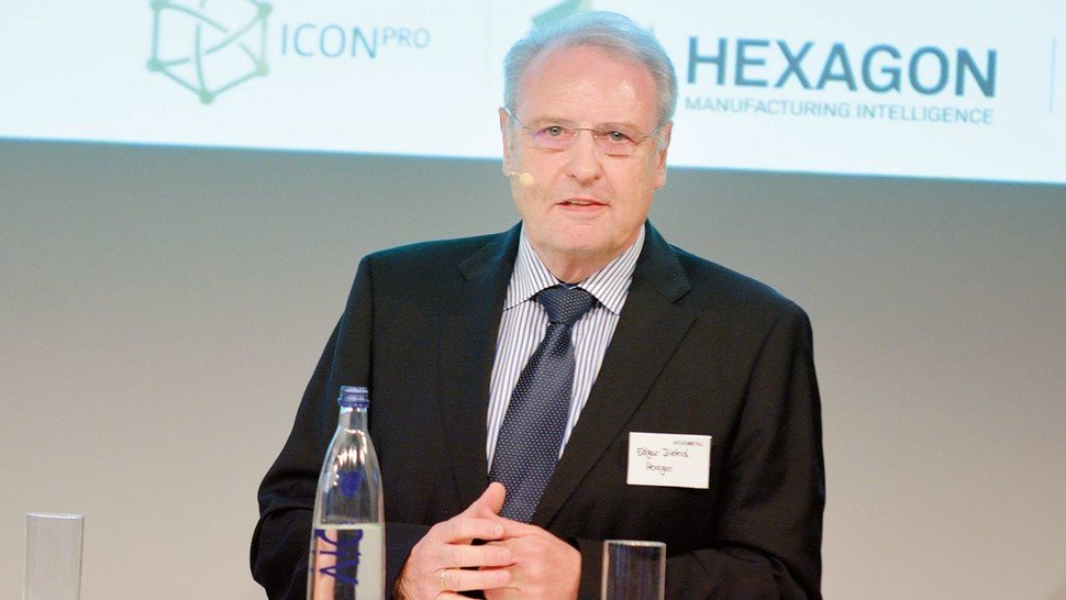 Dr. Edgar Dietrich von Hexagon Manufacturing Intelligence, Wetzlar