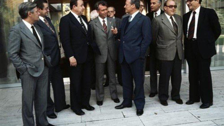 1971: Die Bundesregierung verabschiedet das erste Umweltprogramm. Foto: dpa