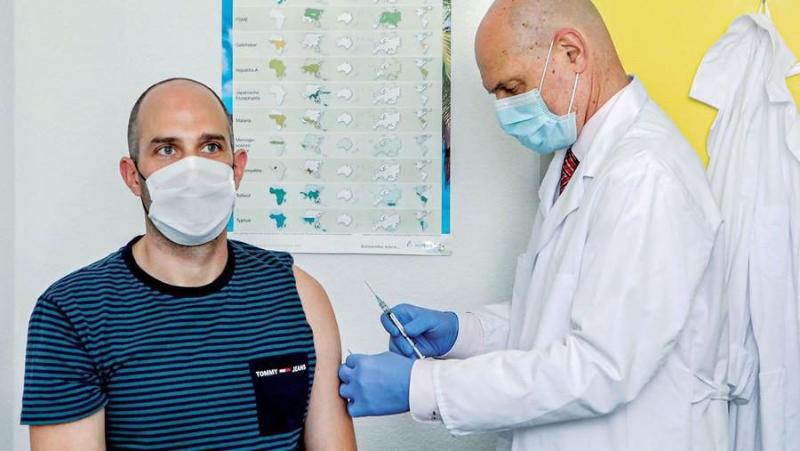 Impfstoff Gegen Corona Tübingen
