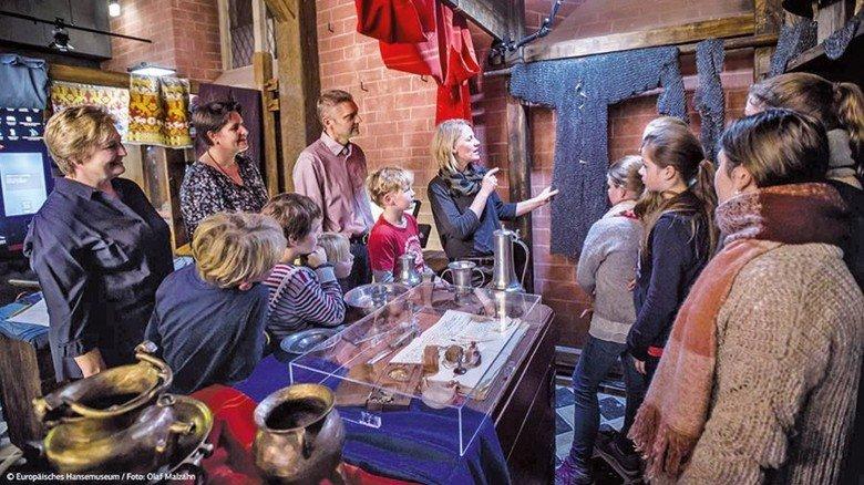 Für die ganze Familie: Das Museum ist für Kinder genauso spannend wie für Erwachsene. Foto: Malzahn