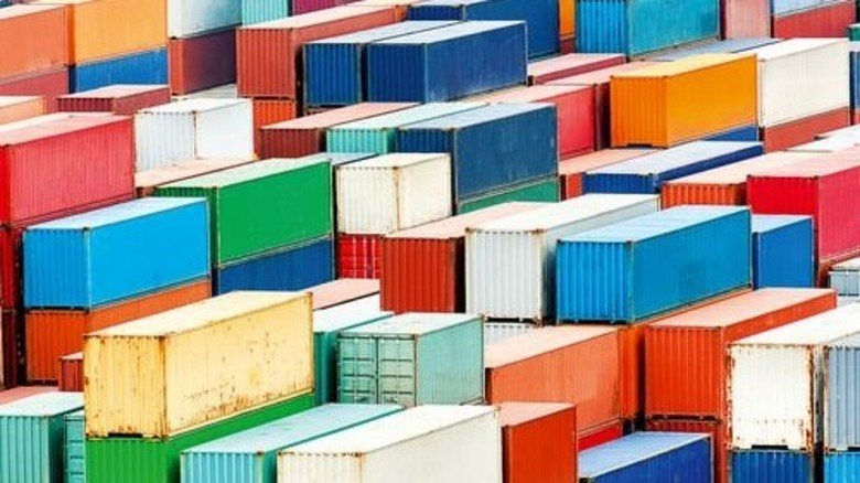 Globaler Handel: Pro Jahr werden Millionen Warencontainer bewegt. Foto: Fotolia