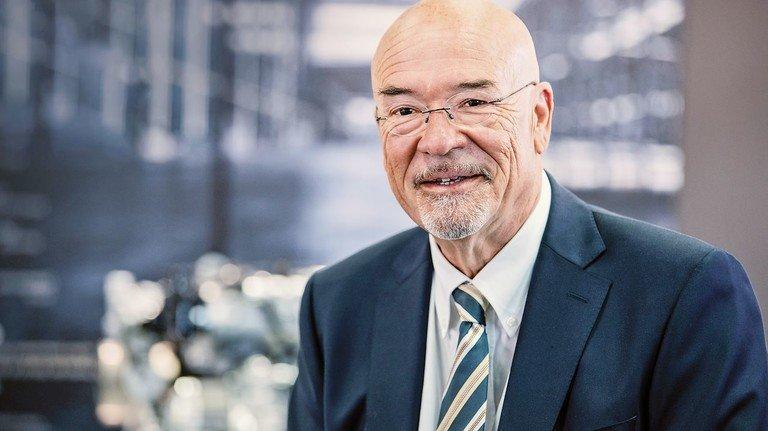 Wolfram Hatz ist Präsident der Vereinigung der Bayerischen Wirtschaft (vbw) sowie der bayerischen Metall- und Elektroarbeitgeberverbände bayme vbm.