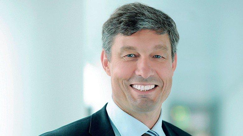 Wolfgang Hackenberg: Er ist beim Digitalverband Bitkom Landessprecher für Baden-Württemberg.