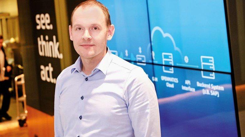 Daniel Biefeld (36), Deutschrusse, lebt im Landkreis Deggendorf
