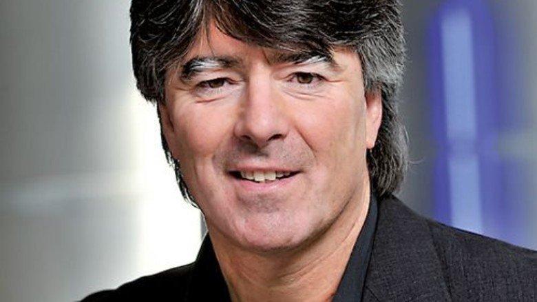"""""""Das Potenzial für Innovationen ist hoch."""" Professor Werner Enderle, Navigations-Experte. Foto: ESA"""