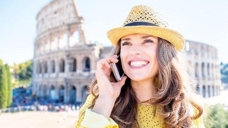 Anruf aus Rom. Foto: Fotolia