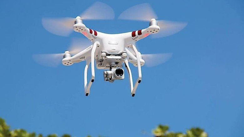 Cool: In den Herbstferien dürfen die Schüler eine Drohne zusammenbauen. Foto: Zdi