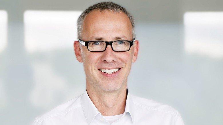 """""""Es ist ein stetiges Weiterentwickeln"""": Ralf Münter, CO2Koordinator bei Bosch."""