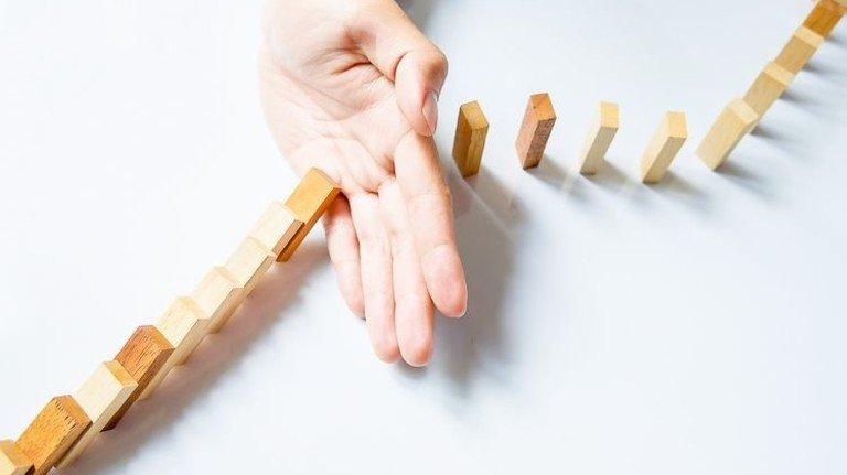 Nicht einfach alles weiterlaufen lassen: Das hat man oft selbst in der Hand. Foto: Fotolia