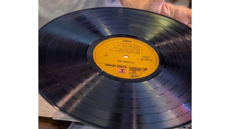 Runde Sache: LPs sind wieder gefragt. 2017 wurden bei uns 3,3 Millionen verlauft, während der Absatz der CDs deutlich zurückging. Foto: Roth
