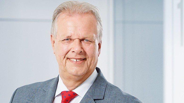 Wolfgang Niemsch,  Präsident des Arbeitgeberverbands  NiedersachsenMetall