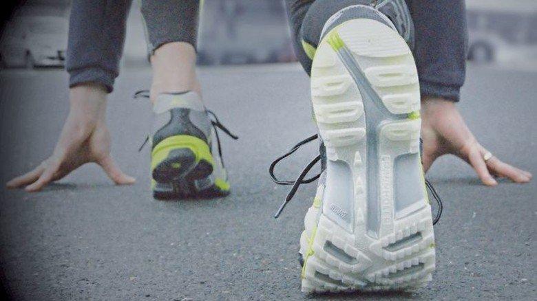 Gut zu Fuß: Die Schuhsohle wird dem Träger individuell angepasst. Foto: Fraunhofer