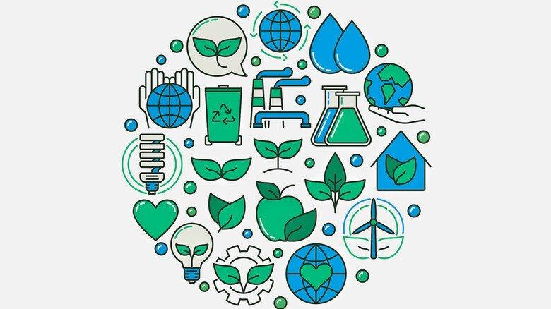 So klappt's: Energieeffiziente neue Technologien ermöglichen mehr Recycling von Altmaterialien und Abfall.