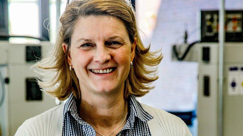 Engagierte Betriebsrätin: Anja Stahr von Danfoss Power Solutions in Neumünster.