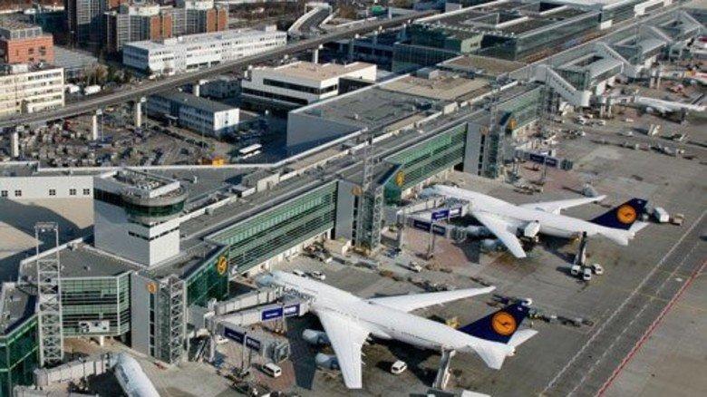 Rang 4: Flughafen Frankfurt am Main