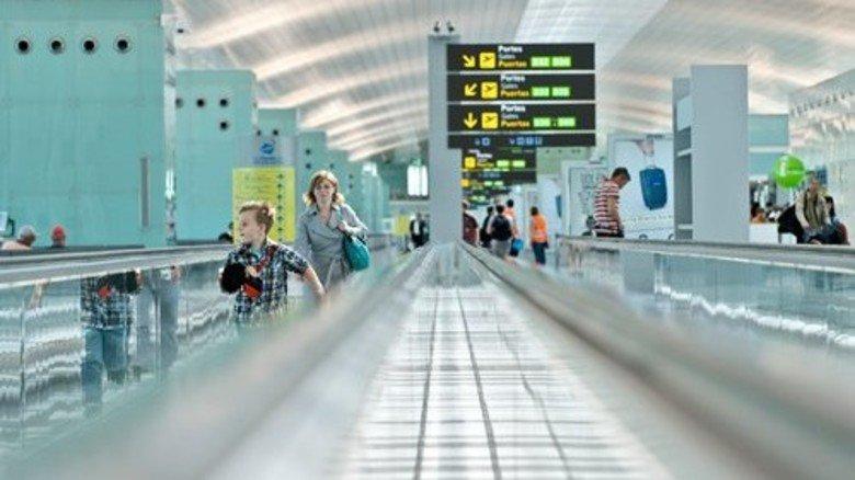 Rang 10: Flughafen Barcelona