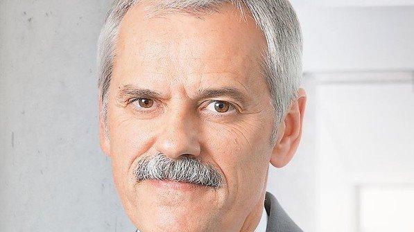 Professor Willi Diez. Foto: IFA