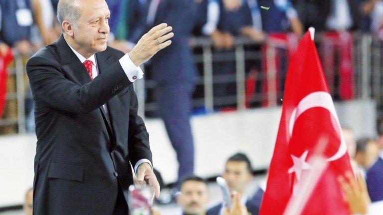 Wille zur Macht: Erdogan will mehr Einfluss auf die Geldpolitik. Foto: Bloomberg