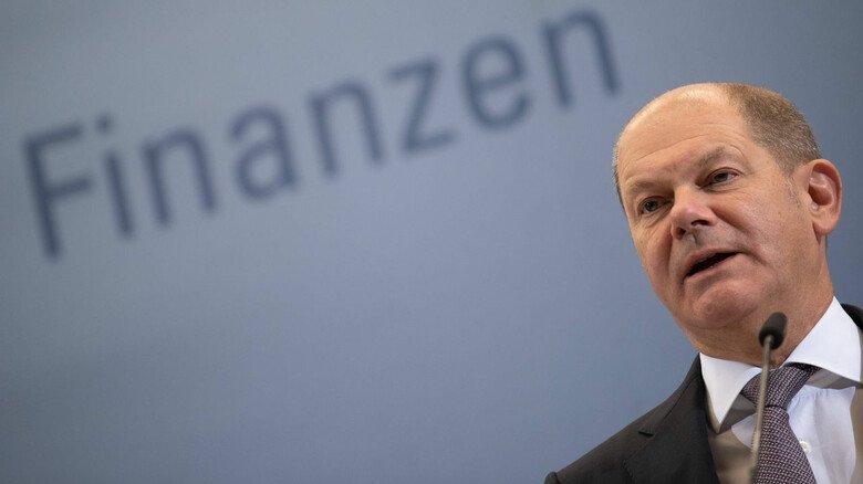 Hält höhere Steuern für richtig: Der Bundesfinanzminister Olaf Scholz (SPD).