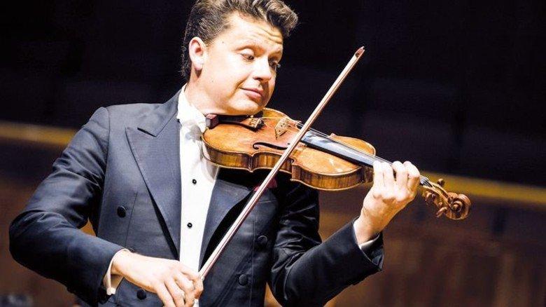Begehrt: Die Stradivari. Foto: dpa