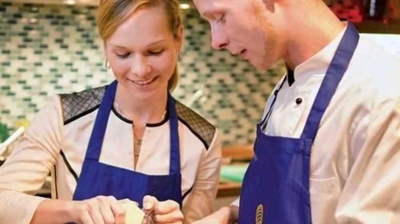 ATLAS Phoenix-Hofküche: Junge und internationale Küche in Hamburg. Foto: Veranstalter