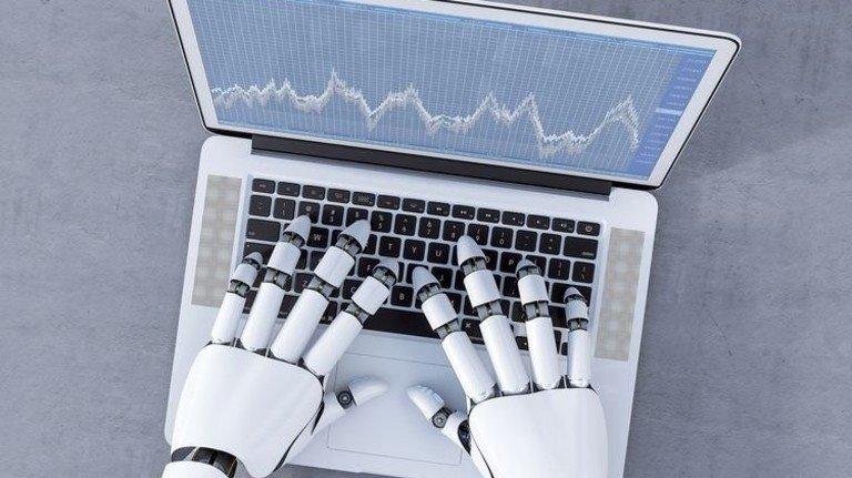 Automatisiert: So sollen auch Kleinanleger von der Börse profitieren können. Foto: Getty
