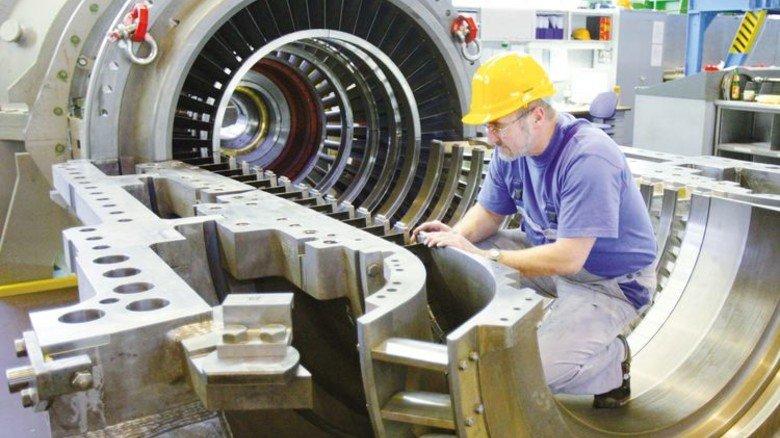 Arbeit in der Industrie: Im internationalen Vergleich ist jede Stunde schon jetzt sehr teuer. Foto: Getty
