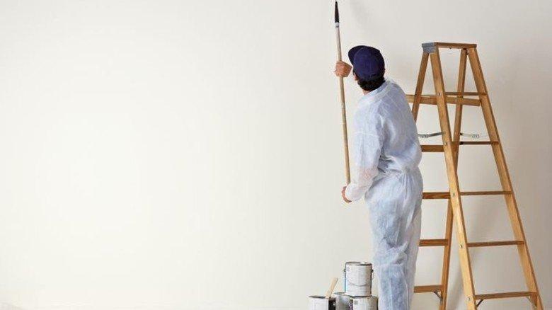 Das Geschäft brummt: Bei Handwerkern beträgt die durchschnittliche Auftragsvorlaufzeit zehn Wochen. Foto: Getty