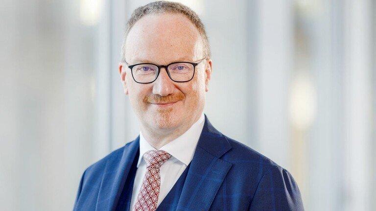 """Professor Lars Feld: Er war bis vor kurzem Vorsitzender der """"Wirtschaftsweisen"""", die die Bundesregierung beraten."""