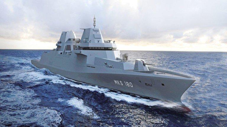 Entwurf: Die Planung für das neue Schiff begann vor rund zehn Jahren.