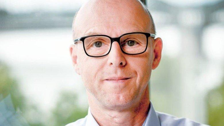 Professor Michael Grömling vom Institut der deutschen Wirtschaft Köln (IW). Foto: Straßmeier