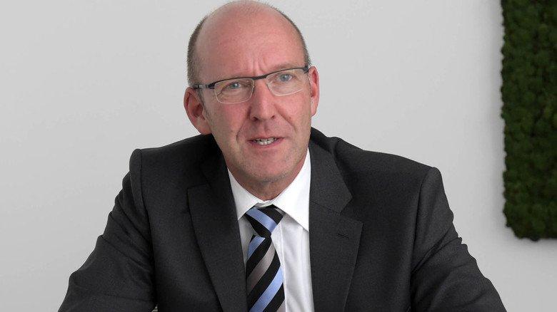 Harald Wellhäußer, Stellvertretender Leiter Prävention bei der BG RCI in Heidelberg.