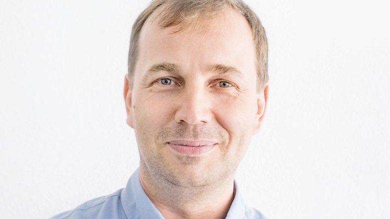"""""""Digitalisierung wird ein Einfallstor für Cyber-Kriminelle!"""" Götz Schartner, Unternehmer und Profi-Hacker. Foto: Roth"""