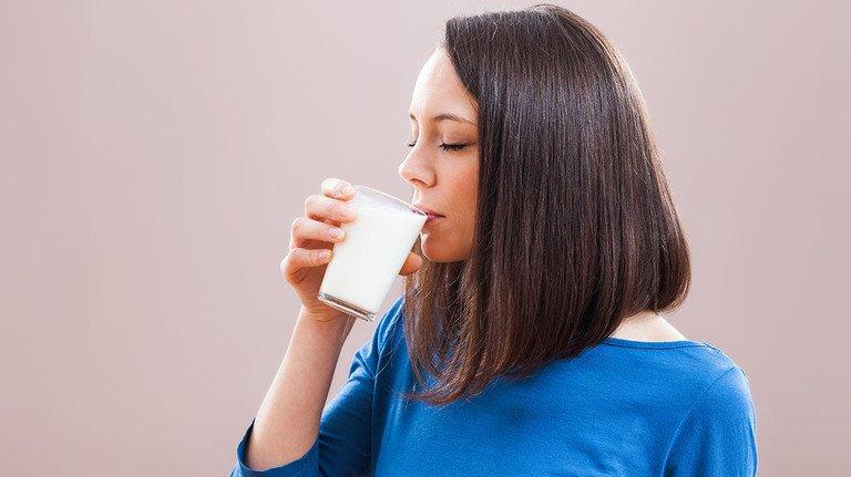 Milchkonsum: 50 Liter im Schnitt trinkt jeder Deutsche im Jahr.