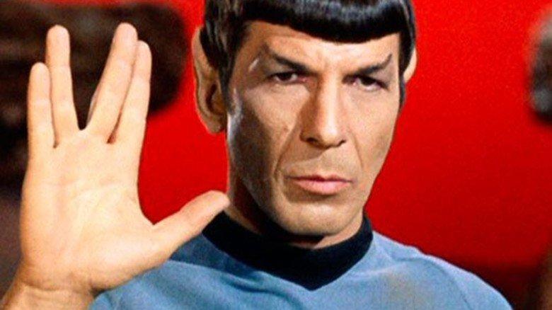 Warum hat Mister Spock grünes Blut? Foto: dpa