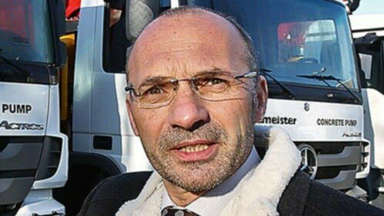 """""""Wir sind heute gegen Krisen gewappnet."""" Uwe Misselbeck, Personalleiter. Foto: Mierendorf"""
