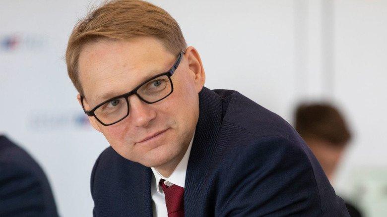 """Oliver Zander, Hauptgeschäftsführer des Arbeitgeberverbands Gesamtmetall: """"Die Unternehmen versuchen weiterhin, ihre Beschäftigten zu halten."""""""