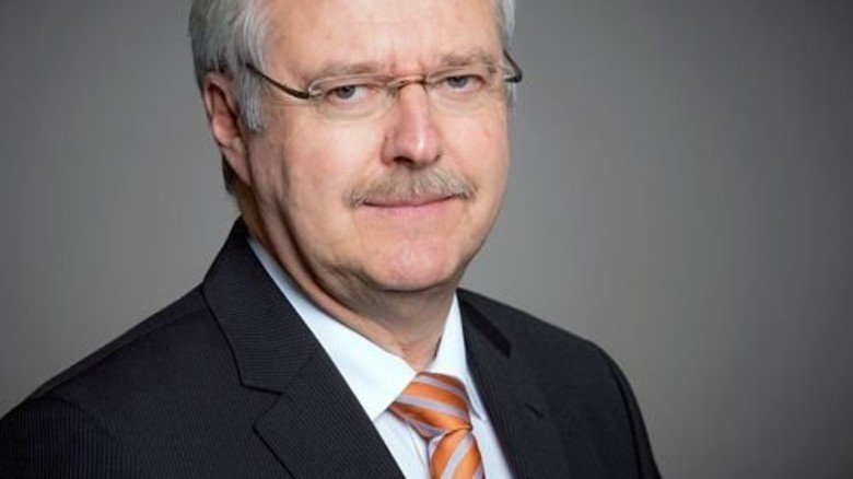 Harald Olschok, Hauptgeschäftsführer des Branchenverbands BDSW. Foto: Verband
