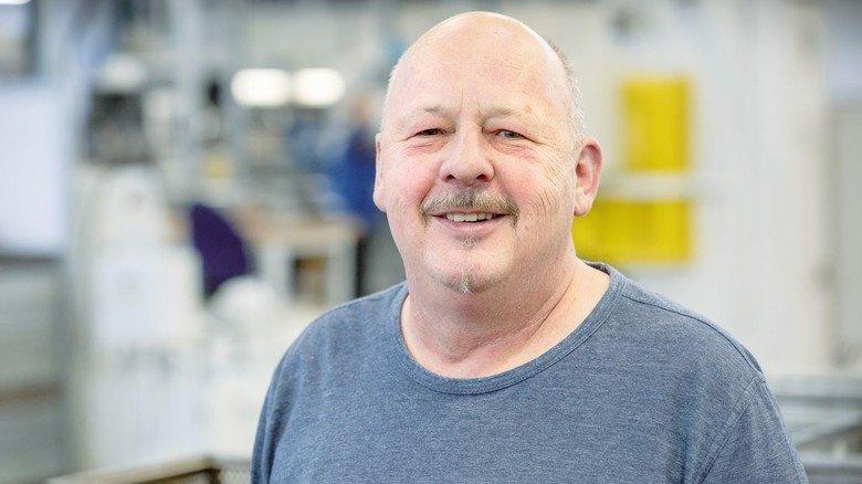 """""""Die Motivation bei unseren Leuten ist extrem hoch"""": Holger Männecke, Projektleiter beim Partner HWW (Heidenheimer gemeinnützige Werkstätten und Wohnheime)."""