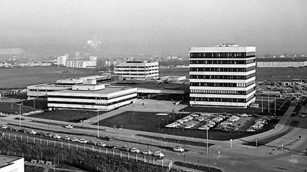 1962: Die Gründung der Universität Regensburg ist der Startschuss für den Bau vieler neuer Hochschulen. Foto: Uni Regensburg