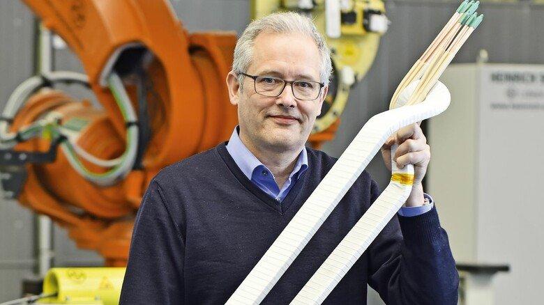 Geschäftsführer: Diplom-Ingenieur Holger Schmitz arbeitete früher beim Autozulieferer Hella und kam dann zu Heinrich Schuemann.